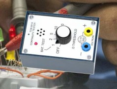 Bouw een robuuste continuïteitstester met een instelbare drempel