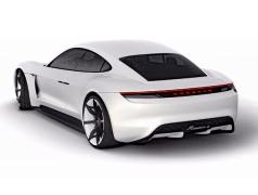 De Demo Mission E moet volgend jaar in serieproductie gaan. Afbeelding: Porsche.
