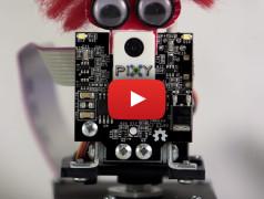 Pixy2: Module voor snelle kleur- en vormherkenning