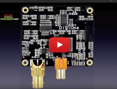 Allo DigiOne: S/PDIF-audio-HAT voor de Raspberry Pi
