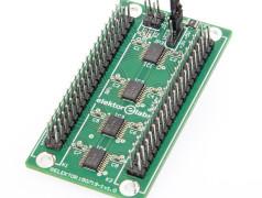 Raspberry Pi Buffer Board: eenvoudige, betaalbare bescherming voor de I/O-lijnen van de RPi