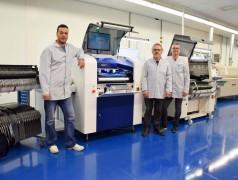 Nieuwe SMD Lijn bij Gemini Electronics