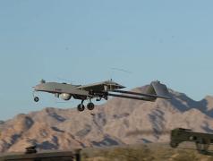 VS wil politie uitrusten met gewapende drones