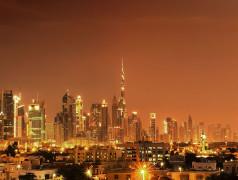 Dubai skyline. Door Vikramjit Kakati. CC licentie BY-SA 4.0