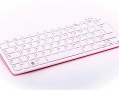 Officiele Raspberry Pi toetsenbord en muis
