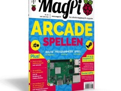 MagPi nummer 8 (mei-juni) nu verkrijgbaar