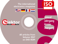 Elektor Jaargang DVD 2017: Download exclusief voor leden