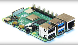 The new Raspberry Pi 4 B