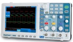 Oscilloscope numérique PeakTech 1265