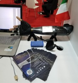 The Adam's Hand from BionIT at CES 2019