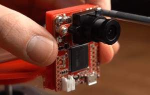 Build an OpenMV-H7 Camera-based headset tracker