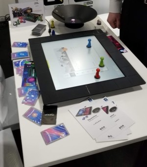 Wizama Console at CES 2019