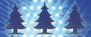 Elektor's Christmas e-Tree is Programmable and on USB