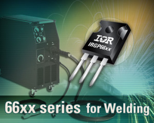 IR Launch Welding IGBT