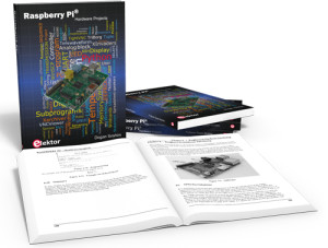 Raspberry Pi Hardware Projects Book Now Available