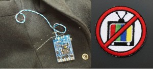 Disruptive Wearables: Fighting Tech With Tech