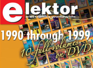 Summer Deal: 25% off DVD Elektor 1990 - 1999