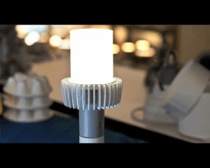 Concept 21st Century LED Lamp