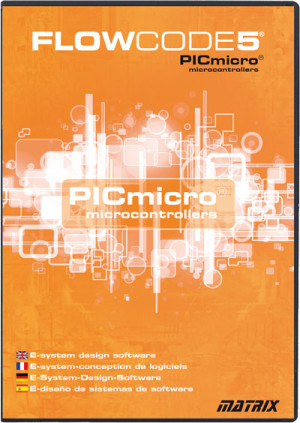 Available soon: Flowcode 5 for PIC micros