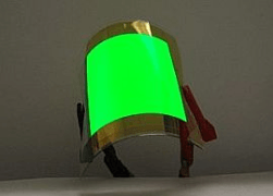 Highest efficiency ever for flexible OLEDs