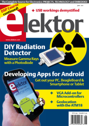 Keep $31.75 in your pocket with a trial subscription to Elektor