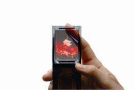 TDK rolls translucent organic electroluminescent display