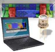 Thermal Sensor Array provides 64-Pixel Images in 2D