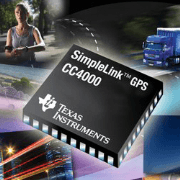 Drop-in GPS modules make localisation easy