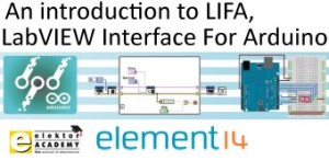 Coming soon: Arduino Controlled by LabVIEW Webinar
