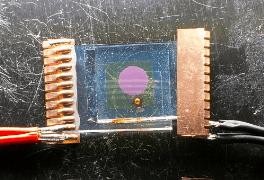 Dye-sensitized Solar Cells based on Zinc Compounds