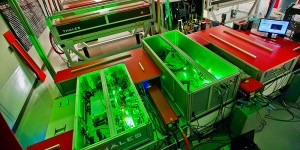Laser Produces 1 Petawatt Pulse per Second