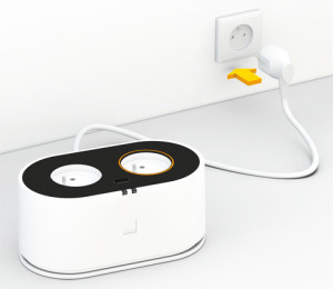 SMS-Controlled Power Outlet Spies on Users