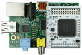 Top Off Your Raspberry Pi with an FPGA