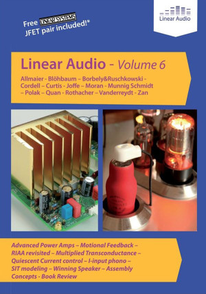 Linear Audio 6 Now Available from Elektor