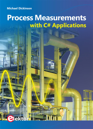New Book from Elektor: Process Measurements with C# Applications