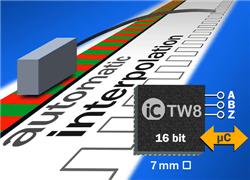 Dedicated DSP Device Digitizes Analog Position Sensors