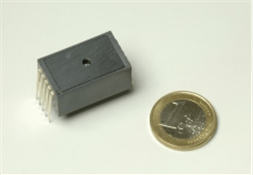 Ultra-Compact Spectrometer Sensor Targets Visible Light