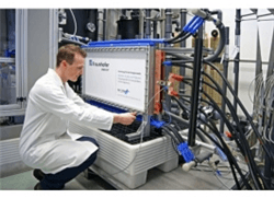 Redox Flow Battery Delivers 25 kW