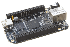 BeagleBone is B(l)ack