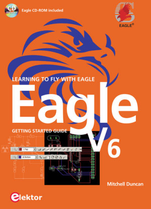 CadSoft Delighted with Elektor's EAGLE PCB Book