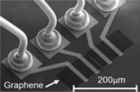 Graphene Beats Silicon in Strain Gauges