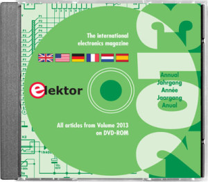 Elektor's 2013 Annual DVD Out Now