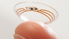 A Contactless Contact Lens