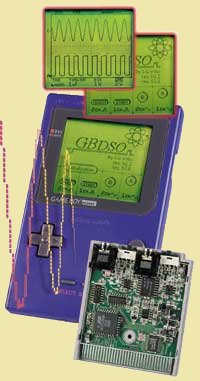 Nintendo Gameboy Digital Storage Oscilloscope price slashed for 1 week only