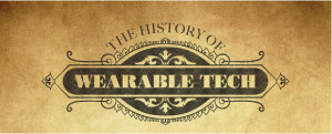 The History of Wearable Tech (Infographic)