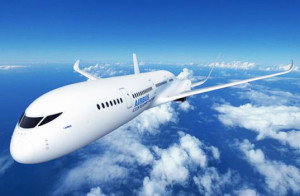 Airbus Unveils Fuel Efficient Aircraft of the Future