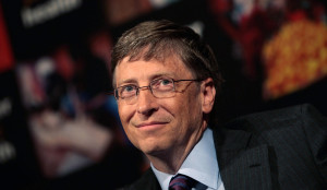 "Bill Gates: ""Zero carbon by 2050"""