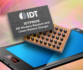 Receiver Chip for Wireless-Charging