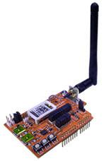 Lantronix Arduino WiFi Shield
