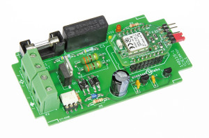 Cool Summer Free Article: Line AC Switch Controlled by Bluetooth Low Energy
